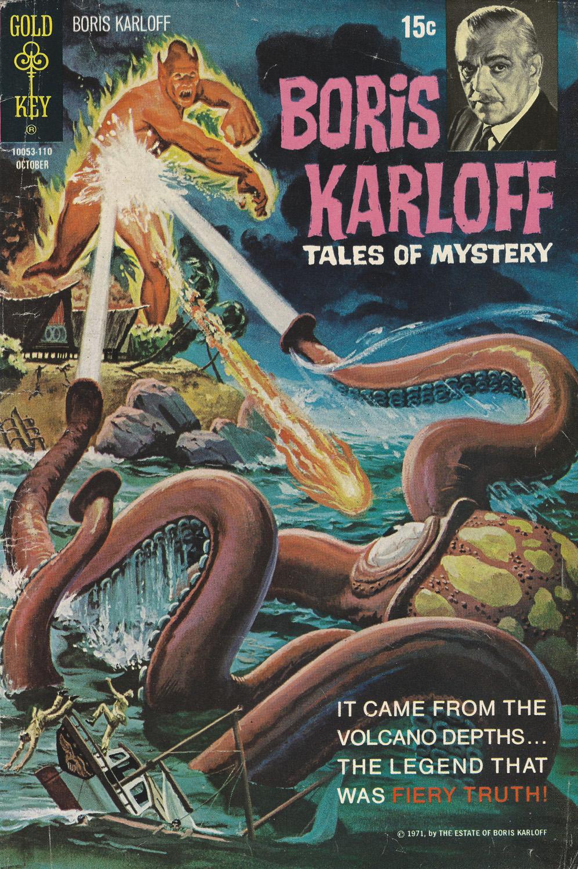 Boris Karloff, Tales of Mystery