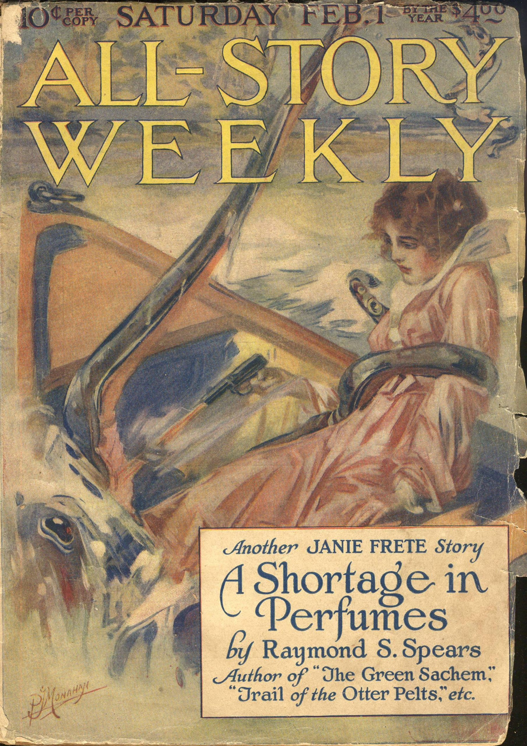 All Story Weekly, 1919