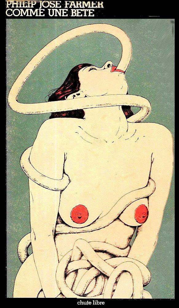 Comme une bete - Philip José FARMER - Illustration (non mentionné) novembre 1974