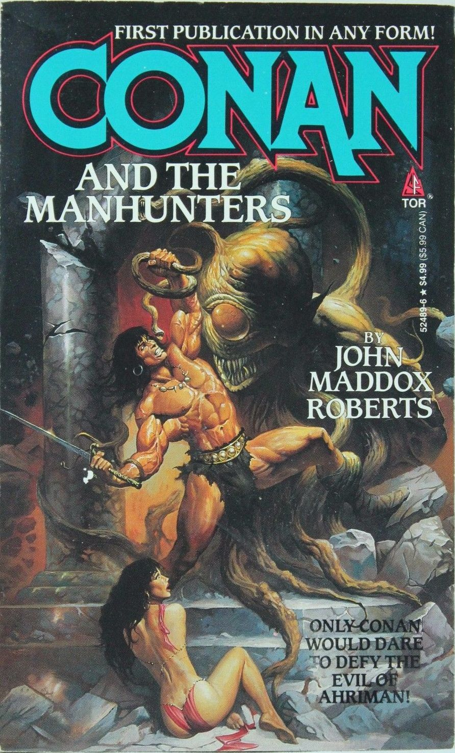 Conan and the Manhunters, Tor-1994