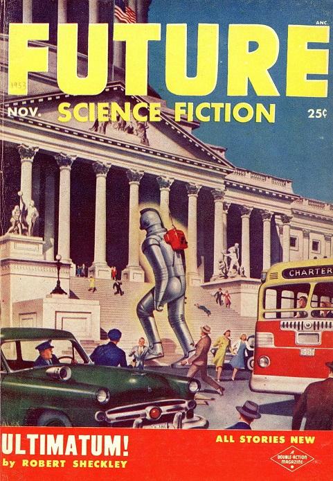 Future Science Fiction November 1953