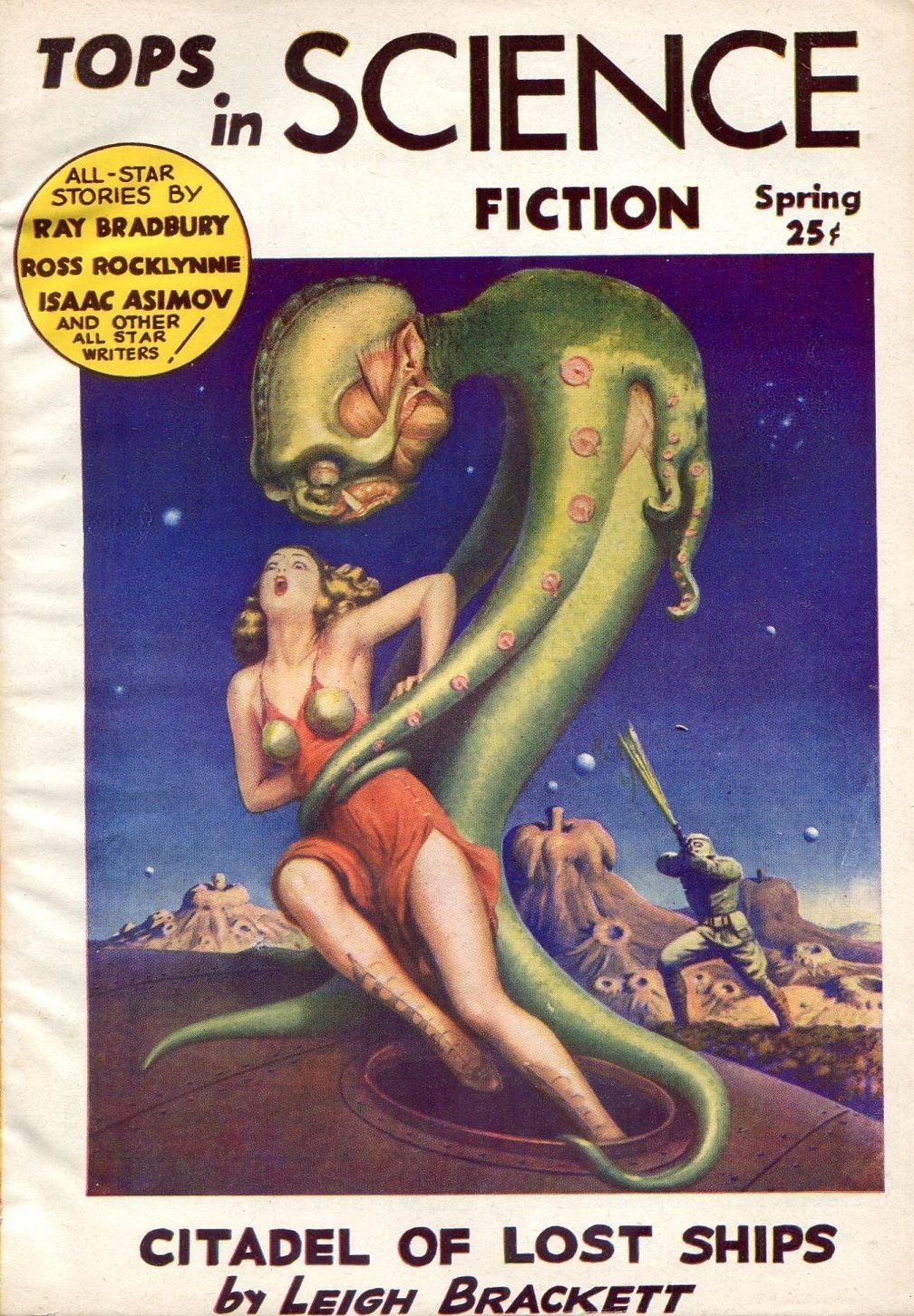 Tops In Science Fiction No. 1 Spring 1953