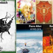 Cărți SF care vor apărea în Franța, aprilie 2021