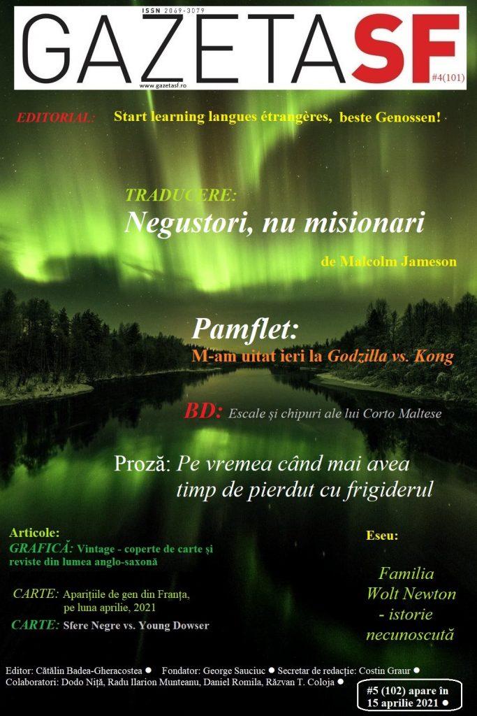 Gazeta SF #4
