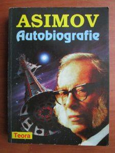 Isaac Asimov biografie