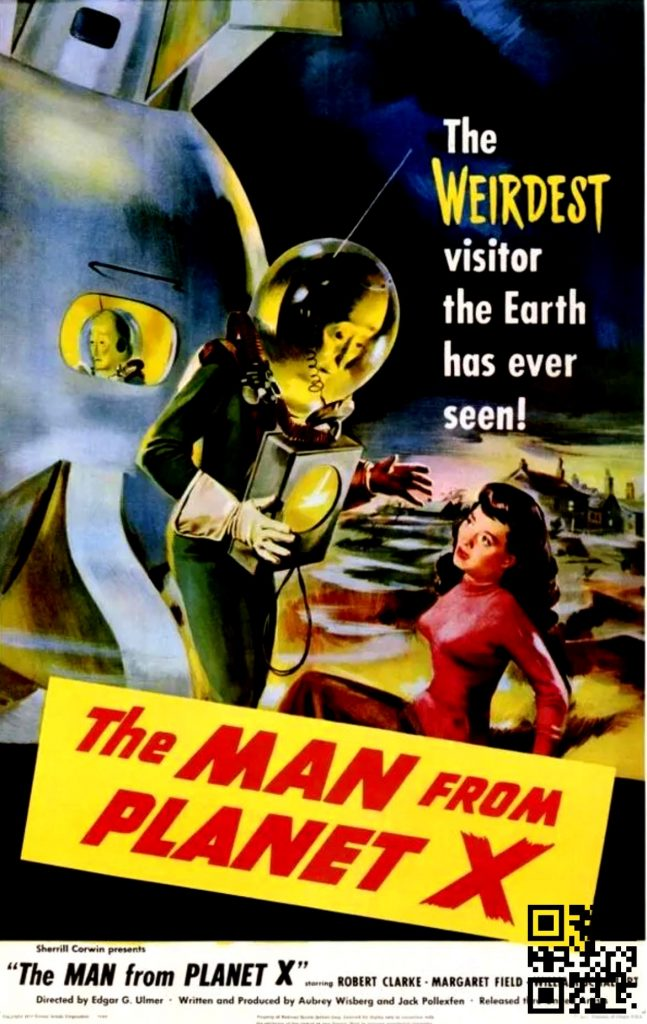 1951 The Man from Planet X