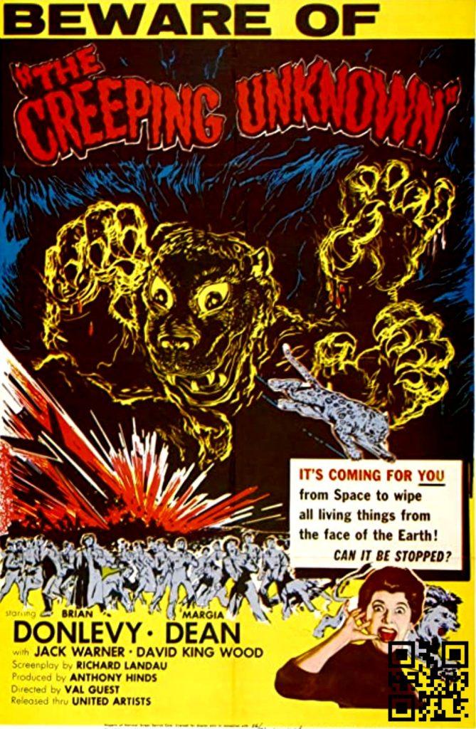 1955 The Quatermass Xperiment