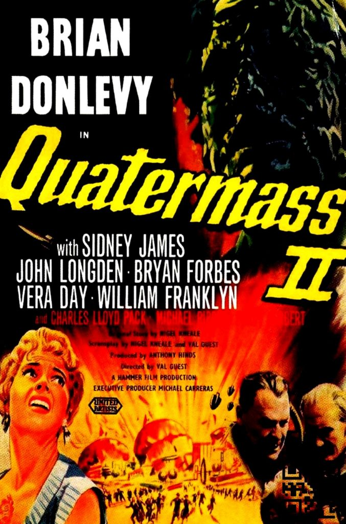 1957 Quatermass 2