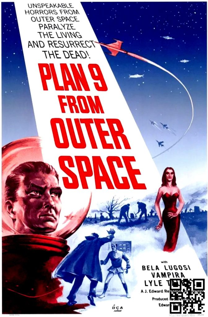 1958 Plan 9 from Outer Space
