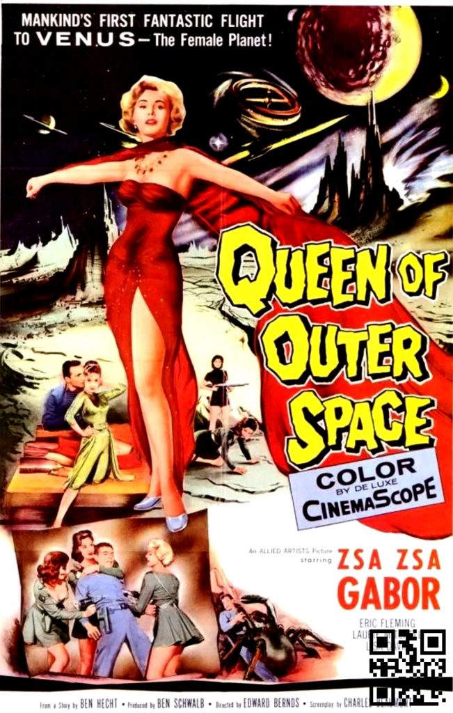 1958 Queen of Outer Space