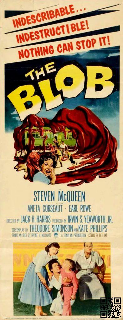 1958 The Blob