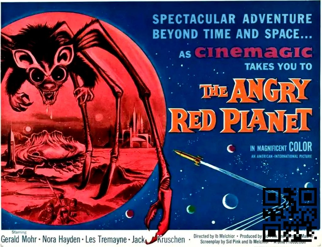 1959 The Angry Red Planet