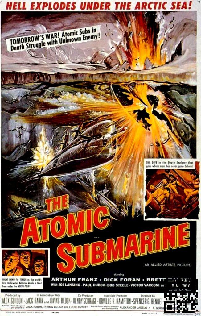 1959 The Atomic Submarine