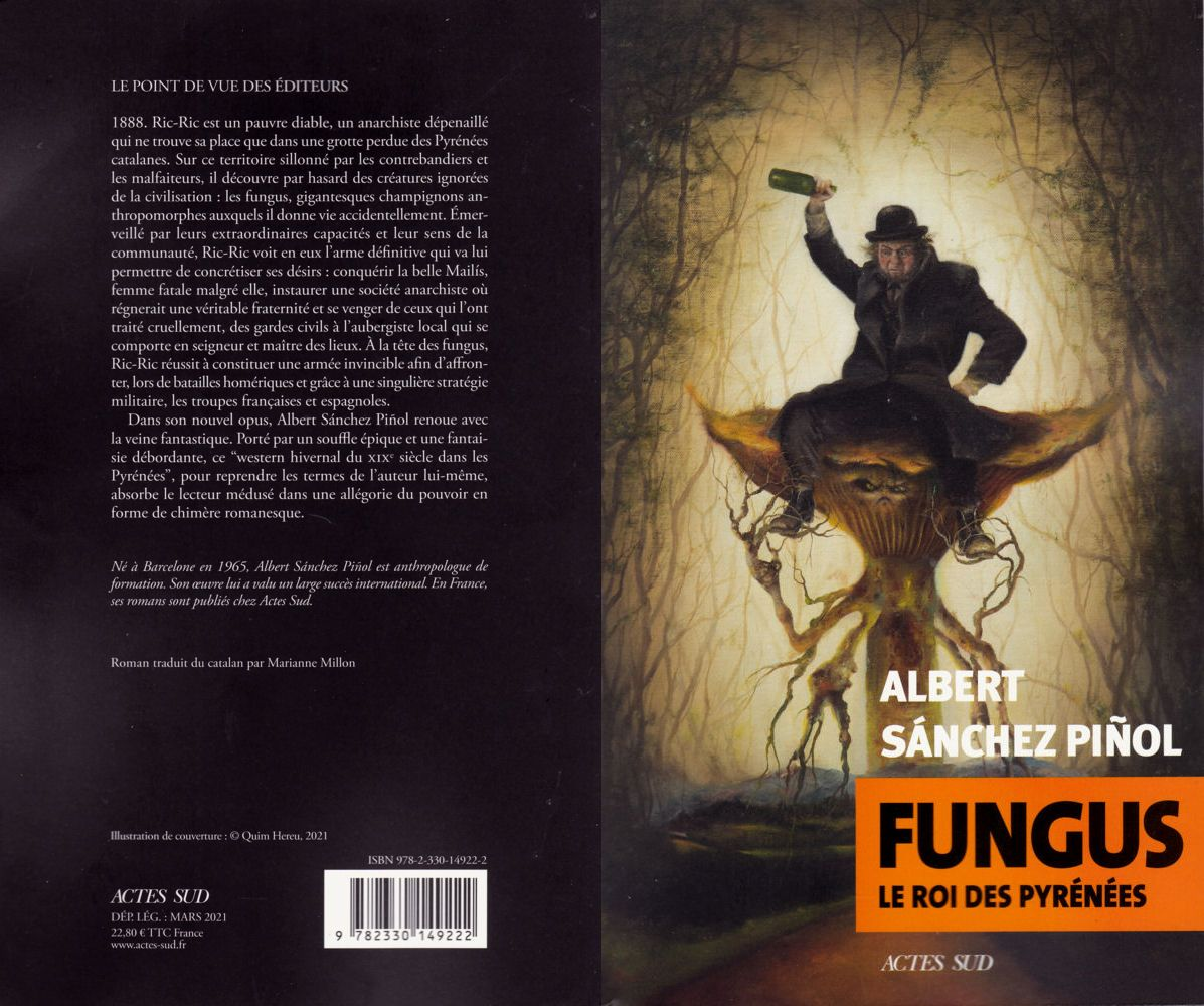 Armata revolutionara a fungilor catalani
