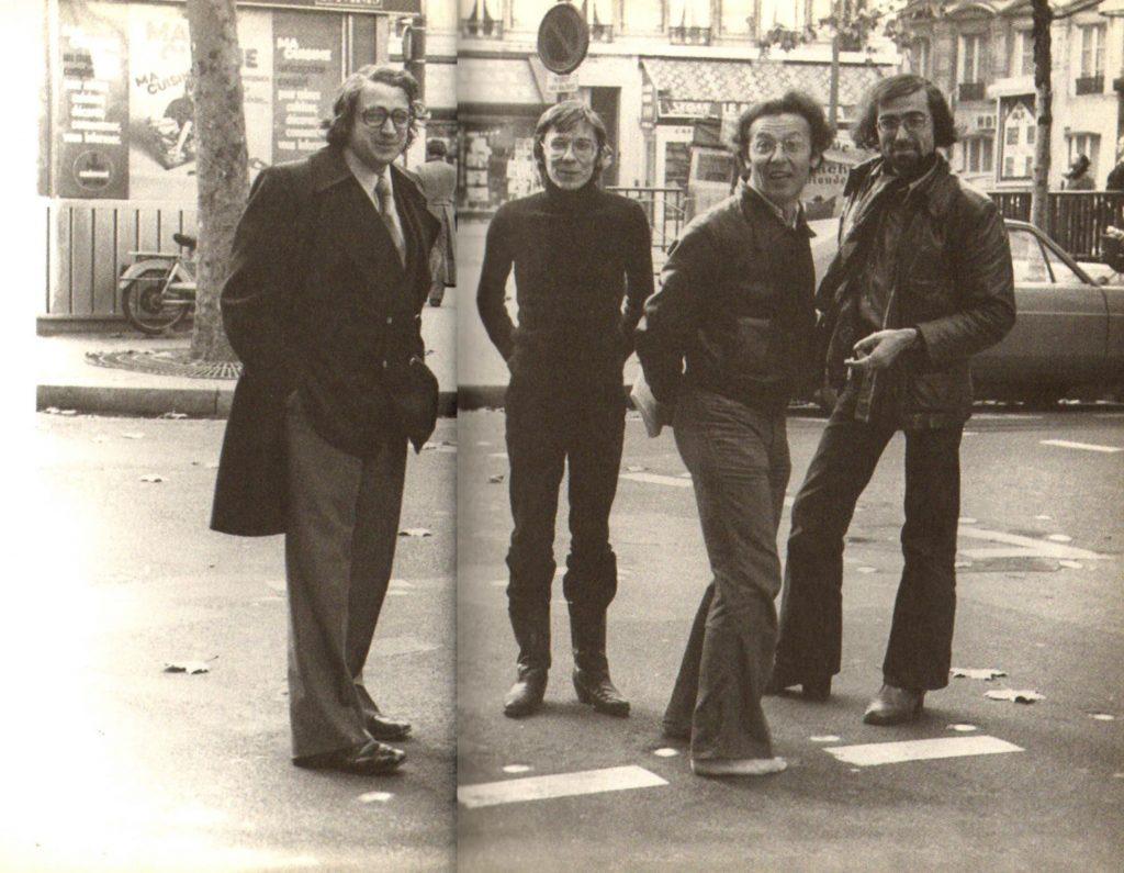 00 Cei patru Umanoizi - Bernard Farkas, Philippe Dionnet, Moebius, Philippe Druillet