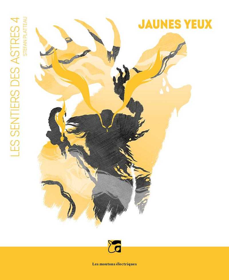 10 Stefan PLATTEAU Jaunes Yeux, coll. La Bibliothèque voltaïque (roman, première édition)
